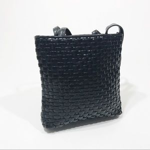 Nine West Woven Faux Leather Tote